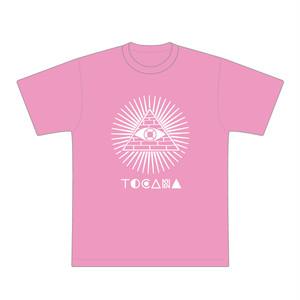 【残り1点!】トカTオリジナル(クラシックロゴver.)ピンク/ホワイト【送料無料】