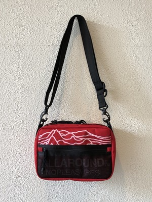 "【19050】SHOULDER BAG Ver.2 ""RED"""