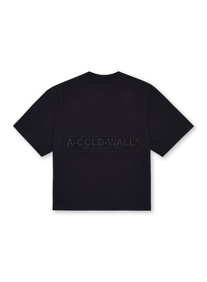A-COLD-WALL* / LOGO EMBROIDERY SHORT-SLEEVE T-SHIRT