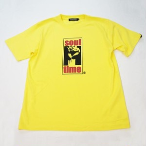 SOUL TIME T-SHIRT  Yellow