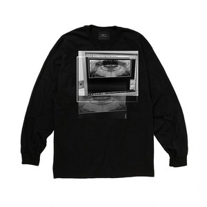 ILL IT × ARISAK - TOOTH TRUTH L/S TEE (BLACK) -