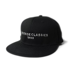 "Let it Ride Classics ""LIRCBBCAP"" BLACK/W"