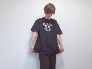 """【ロゴ・黒・XL】Grab""""A"""" Tシャツ"""