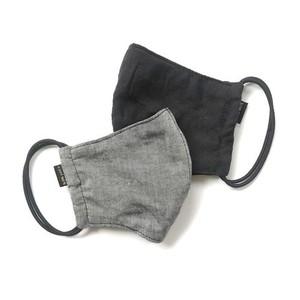 吸水速乾マスク2枚セット COOLMAX使用 日本製 カモジャガード×オーガニックマスク2枚セット