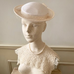 Vintage Wedding Hat