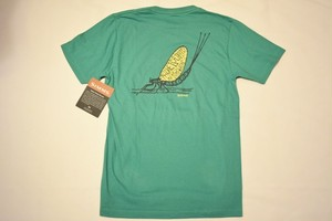 新品 SIMMS T-shirt -Small 01035