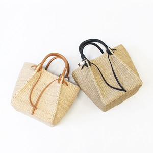 OUTERSUNSET(アウターサンセット) abaca basket bag 2020春物新作