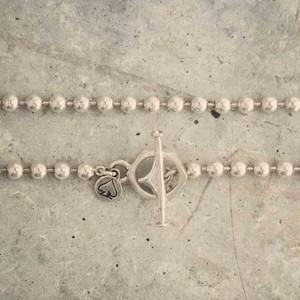 SK8 Hanger & Nut Neck Chain