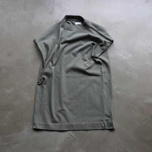 phlannel / Light Suvin Cotton French-sleeve T-shirt