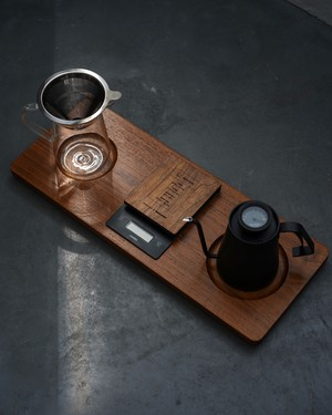 PROLOG Wood Drip Tray