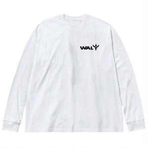 WAI. ホワイトロングTシャツ
