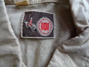 101 ウエスタンシャツ
