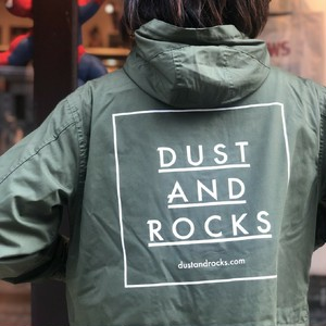 【ARCHIVE】DAR BIG LOGO Spring Coat