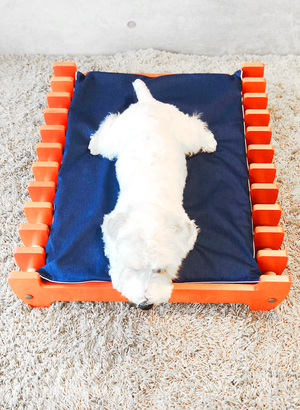 Chulo Bed & mat/ M size