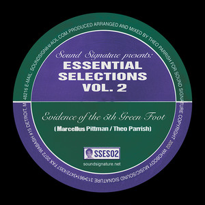 "【12""】MARSELLUS PITTMAN & THEO PARRISH - ESSENTIAL SELECTIONS VOL.2"