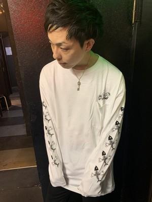 【LASTGASP】 CAT LONG SLEEVE T-Shirts