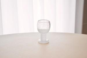 Nuutajarvi Iglu sherry glass B(Oiva Toikka)