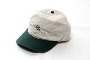 CHRYSTIE NEWYORK C LOGO LEATHER STRAP CAP キャップ