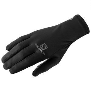 Salomon サロモン NSO PRO GLOVE U Black NSOプログローブ 手袋 ブラック LC1185400【手袋】【グローブ】