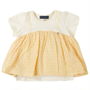 Little s.t. by s.t.closet ドッキングTシャツ