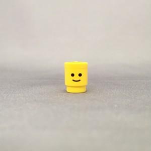 LEGO レゴ にっこりマグカップ(イエロー)
