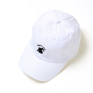 NINJA LOGO CAP(WHITE)