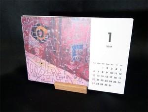 2019年カラー細胞版・卓上カレンダーを送るよ!