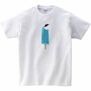 [キッズTシャツ] cool biz penguin