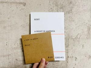 ラント / アメリカの夜 (CD & ZINE)