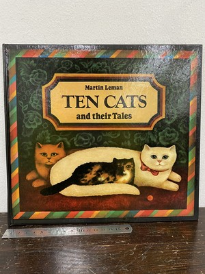 洋書 80's TEN CATS and their Tales