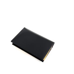 エッティンガー ETTINGER BRIDLE HIDE メンズ 名刺入れ BH143JR-BLACK ブラック ブラック