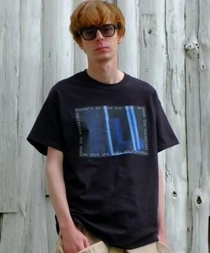 "VIRGOwearworks / ヴァルゴウエアワークス | "" NEON "" TEE - black"