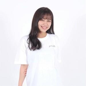 Purewhite ロゴTシャツ
