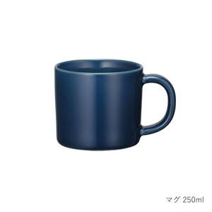 西海陶器 波佐見焼 「コモン」 マグ 250ml ネイビー 13879