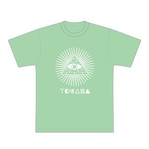 トカTオリジナル(クラシックロゴver.)ミント/ホワイト【送料無料】