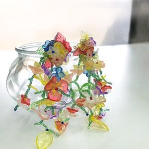 【1点のみ】P1041 -  Floral Chandelier