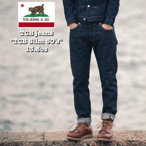 """""""TCB Slim50's PANTS"""" TCB jeans / TCBジーンズ  / スリム"""