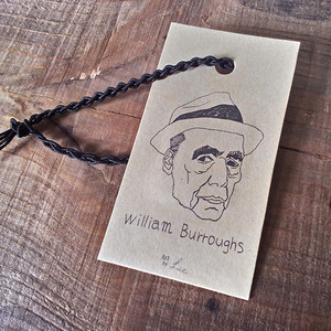 "Aroma TAG-s ""William Burroughs"""