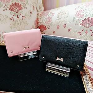 【2つ折り財布】カード5枚収納可能◆アプリーロ