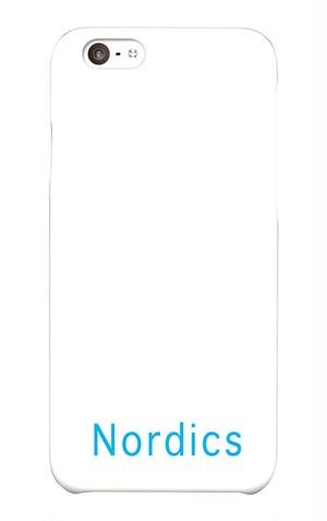 スマホンケース:D(iphone6、6s)ブルー