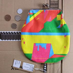 がま口/purse/Medium 002