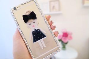 iPhone plus・スマートフォン大きいサイズ用  new! Fomalメルシーちゃん。