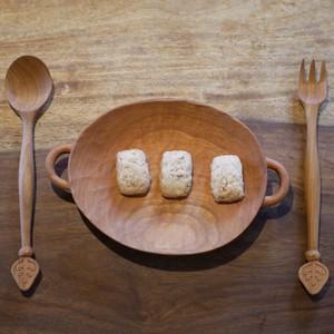 玄米オートミールサブレ