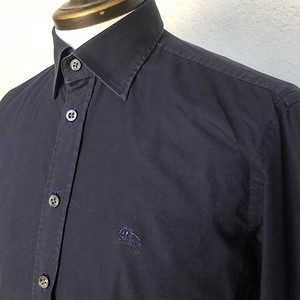 2000s Burberry Lodon Brit Shirt Small