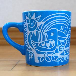 マグカップ BLUE