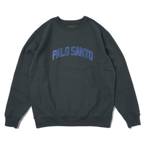 En Plein Air PALO SANTO CREW NECK SWEATER(FOREST)