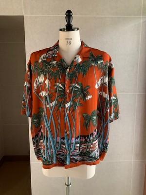 """DAIRIKU """"INTERMISSIN"""" Aloha Shirt"""
