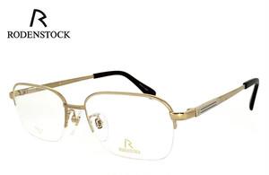 ローデンストック 眼鏡 (メガネ) 日本製 RODENSTOCK R0202 A チタン ナイロール [ メンズ 男性用 眼鏡 ]