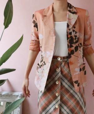 Kenzo autumn floral jacket