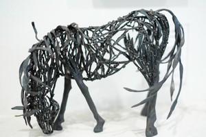 三井亮/ 「馬 」(B)